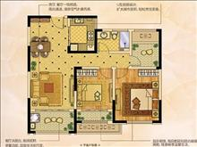 中南锦苑 285万 4室2厅2卫 精装修 大型社区居家首选