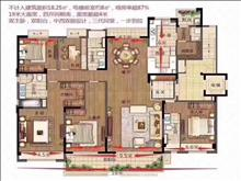 碧虞珑庭大平层 19米大开间 精装修 260平 仅售460万快来抢购