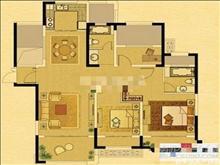 中南世纪城南区130平全新毛坯黄金楼层满2年可读书290万 4室2厅2卫