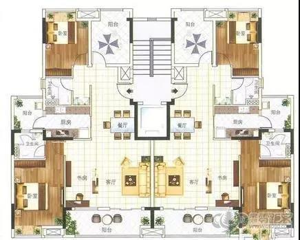 """买房一定要考虑""""梯户比"""",一梯两户和两梯三户选哪个?"""