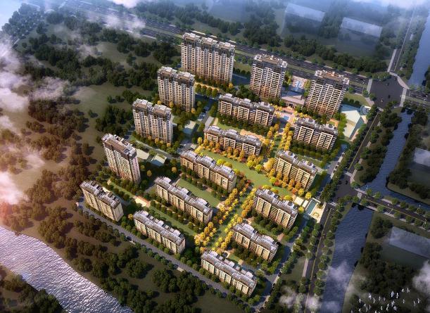 金科集美院4栋住宅 190套房源即将入市