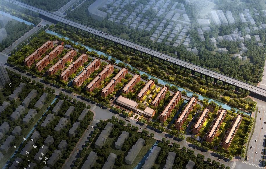 褐石源筑即将开盘 市区三环内稀缺改善住宅