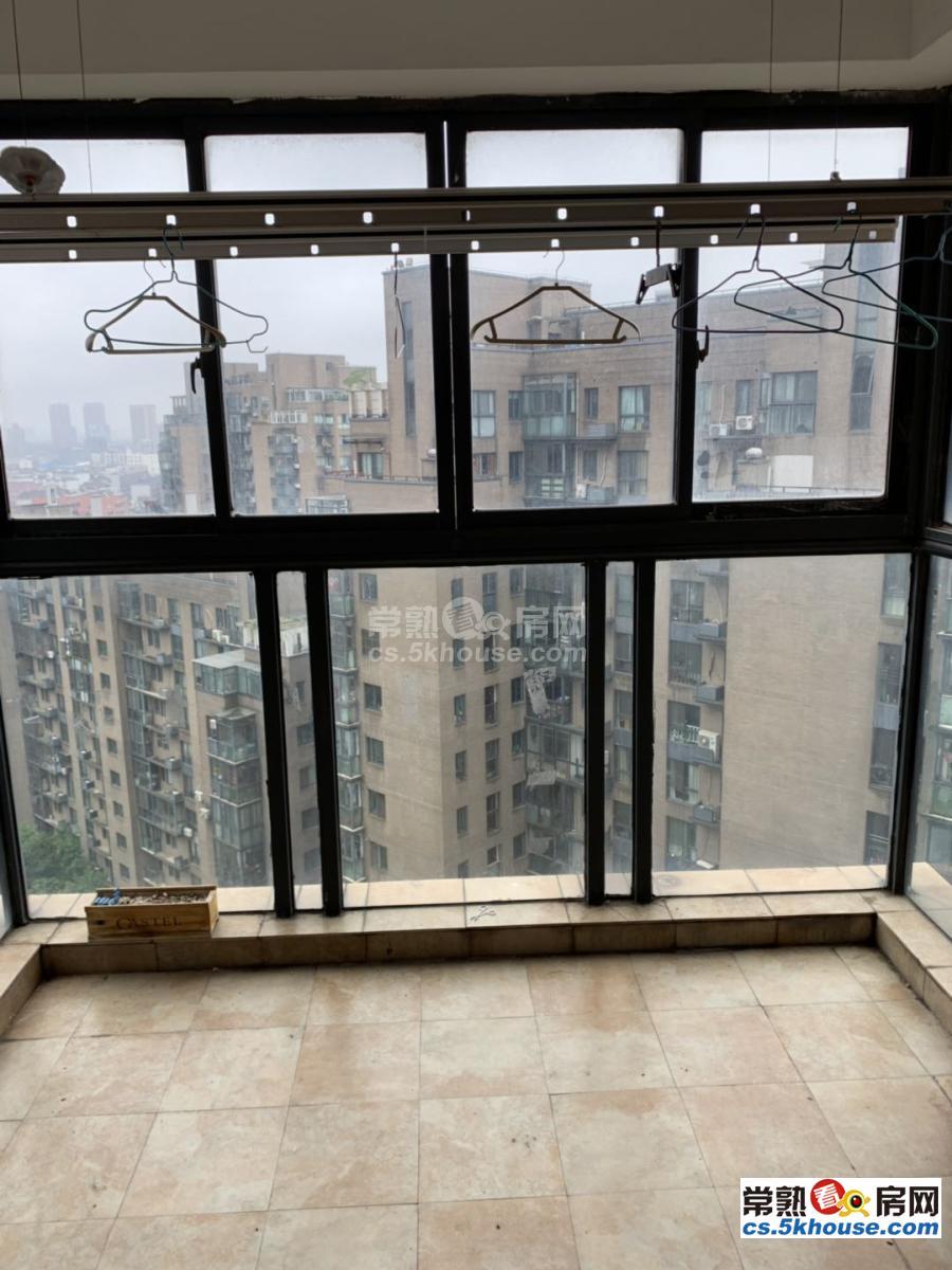 尚湖中央花园 169万 3室2厅2卫 简单装修 绝对好位置绝对好房子