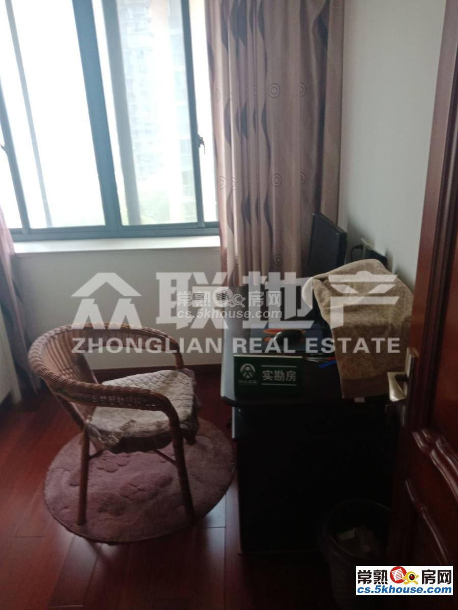 尚湖中央花园 108万 3室厅卫 精装修 带业主诚心出售