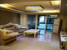 尚湖中央花园 3500元/月 带车位 2室2厅1卫 精装修 家电家具齐全随时能看