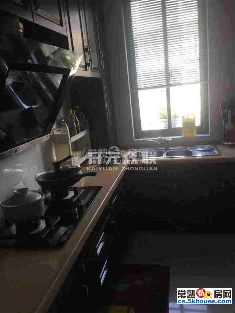 银河柳岸 2500元/月 3室2厅2卫 精装修 家电家具齐全随时能看