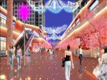 万达广场75万精装修商铺 稀缺店面 带租约一年15万