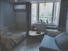 中南锦城2室1厅2卫名牌家私电器拎包入住 有钥匙  随时看房