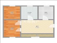 五星新村二区 133万 2室2厅1卫 满两年有名娥 63平