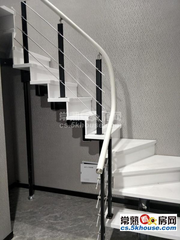 紫晶城复式100平精装两房出租 2室1厅1卫