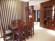 衡泰国际花园小高层140平4全新婚装基本未住395万边套采