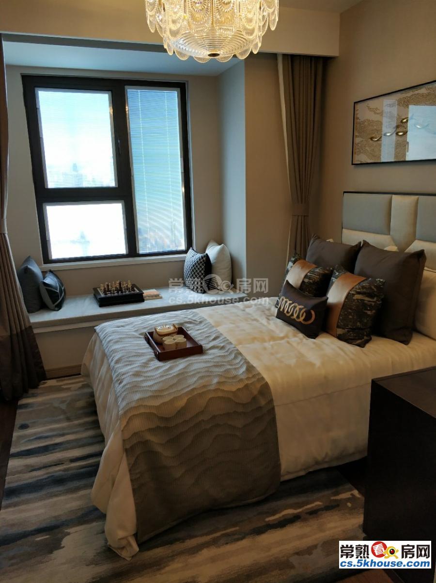 城北网红新房 璀璨澜庭92平3房 精装修 178万 周边商圈成熟