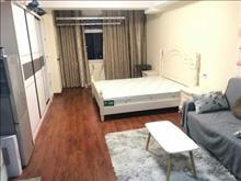 万达华府 58万 1室1厅1卫 精装修 单身公寓 可以上学 自住都可以