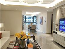 熙悦豪庭 210万 4室2厅2卫 精装修阔绰客厅超大阳台