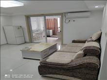 紫晶城1房可以放两张床只租2200一个月房东自助保养好采光刺眼