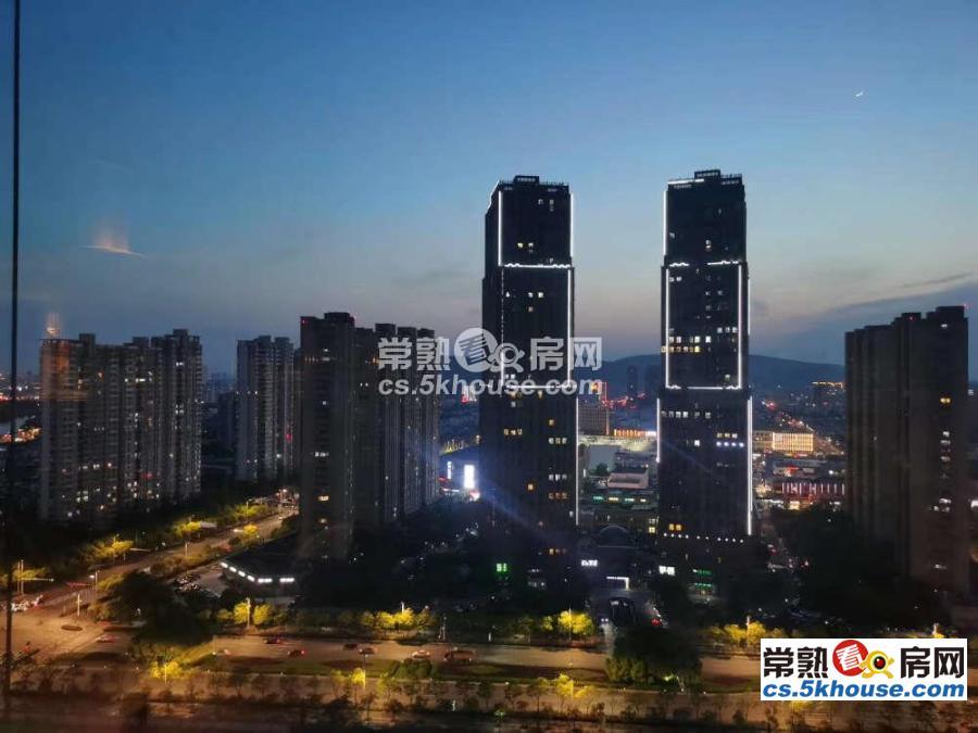 世茂天空之城56平精装修一线品牌家电55万地段繁华安家
