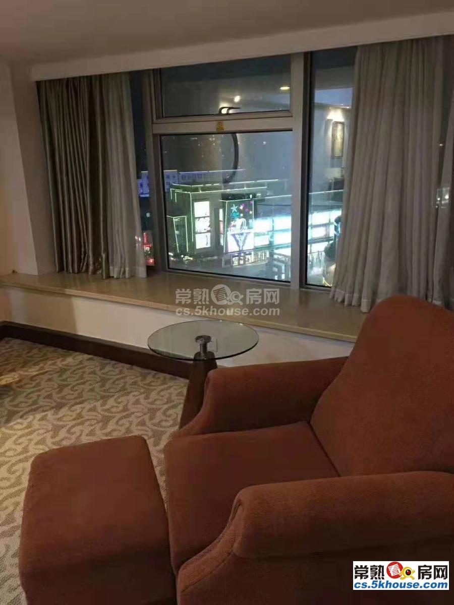 时风国际酒店 1500元/月 1室1厅1卫 精装修 便宜出租适合附近上班族