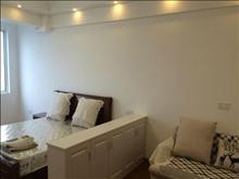 万达广场57平全新精装公寓出租 设备齐全 2700/月
