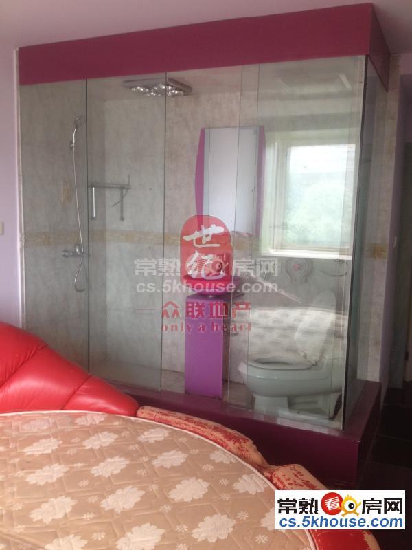 佳和水岸 3500元/月 3室2厅2卫 精装修 超值家具家电齐全
