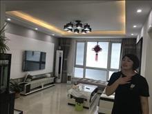 新世纪绿树湾90平全新婚装2房出租 设备齐全 2800/月