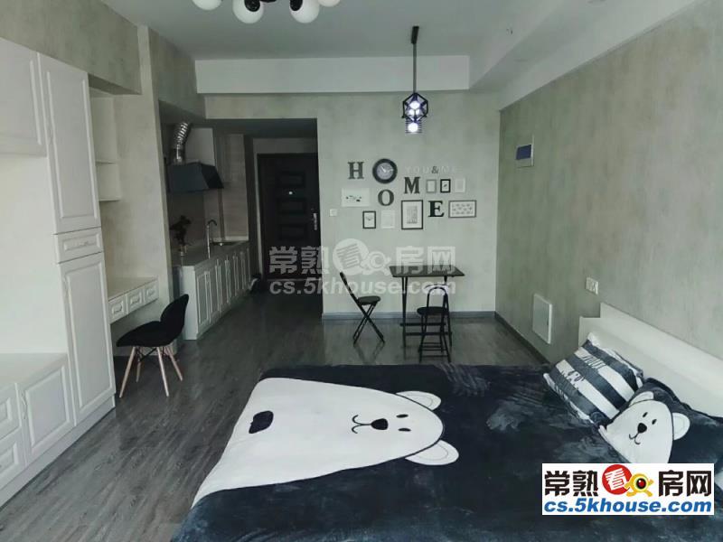 万达公寓 2500元/月 1室1厅1卫 精装修
