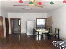 虞园 60平 底楼+30平院子 2房1厅 精装 全新家具家电