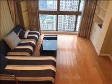 世茂三期 90平 2室2厅1卫 3500月  精装修 设施齐全