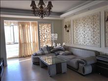 世茂一期  5500元/月 精装三室两厅  配套完善  整洁舒适