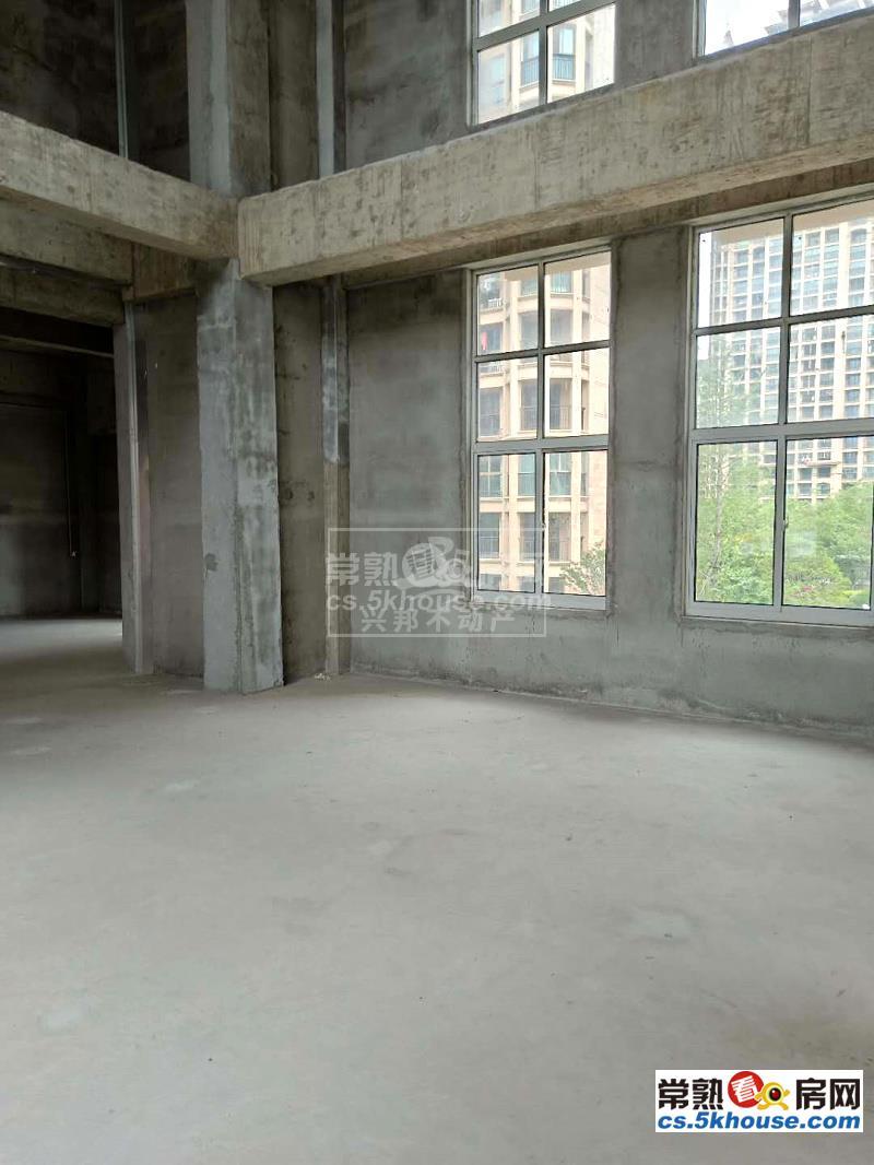 中南锦城商铺 挑高3层实用面积450平左右 适合网咖 美容院