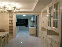 世茂四期 128平豪华装修 中央空调带地暖 满两年 景观楼层 急售