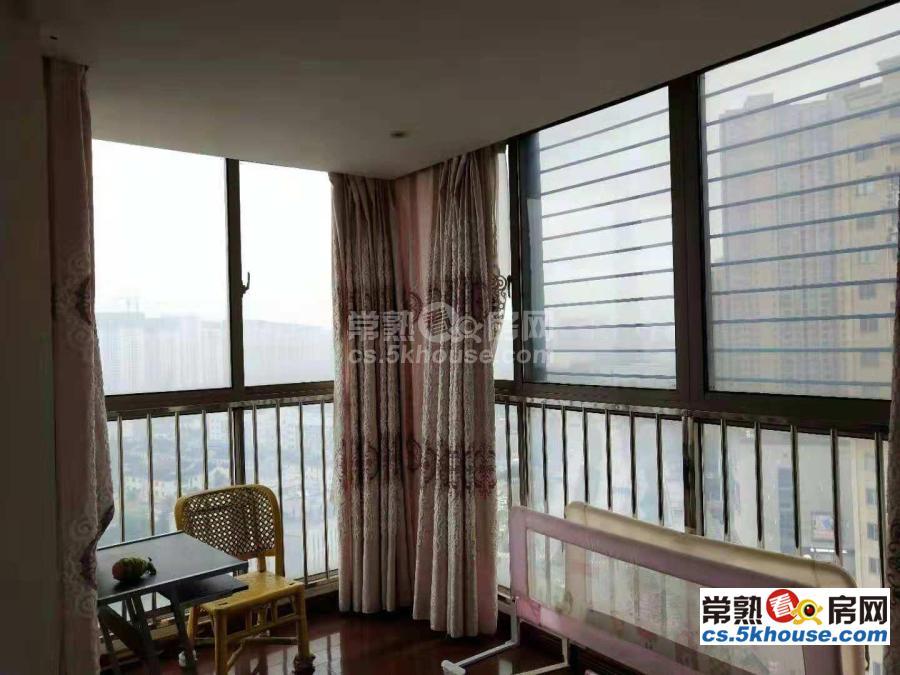 世茂三期 140平 3室2厅1卫 精装 中间楼层 满2满2年 305万