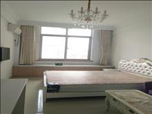 中南锦城 1500元/月 1室1厅1卫 精装修 家电家具齐全随时能看