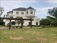玫瑰园独栋 双拼别墅 多套400平 毛坯院子大位置好包税 680万