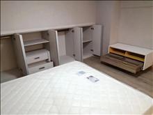 中南锦城 2200元/月 2室1厅1卫 精装修 封闭小区有钥