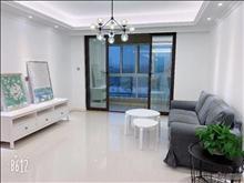 新城虞悦豪庭 4500元/月 3室2厅2卫 豪华装修 家具家电齐全黄金楼层