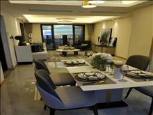 世茂璀璨澜庭内部工抵房123平精装修4房2厅2卫4开间朝南员工优惠价226万