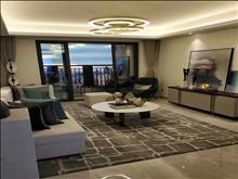 璀璨澜庭工抵房123平米精装4房2厅2卫四开间朝南双阳台带中央空调205万