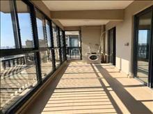 新城虞悦豪庭 3000元/月 3室2厅2卫 开发商精装修 首次出租