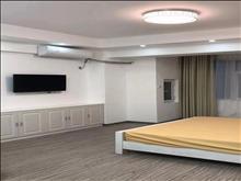 万达广场 1800元/月 1室1厅1卫精装修 设施齐全