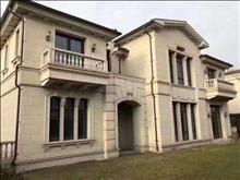 名流御园独栋别墅 450平 全新毛坯 位置好 满2年 大院子 1180万