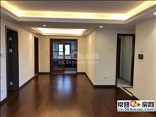 万科公望小高层408万4室2卫开发商精装修业主诚卖此房