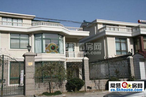常福新村别墅区精装两房 非顶楼 家电家具齐全 停车方便