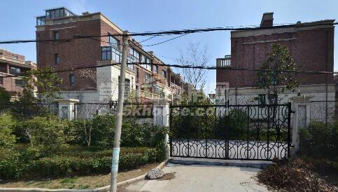 衡山一号独栋别墅前后三个大院子边套800万