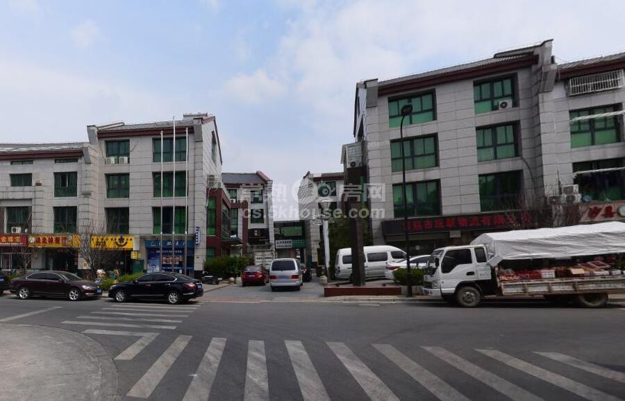 鸿福聚宝盆商业街
