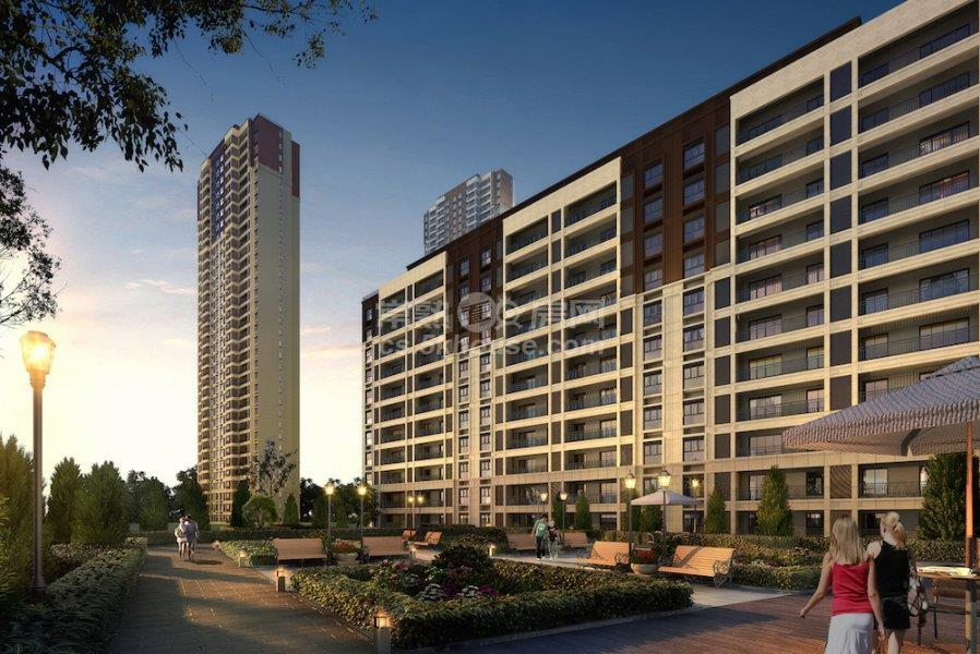 中高层117平方米精装未住双阳台 有名额340万