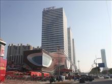 万达广场77平米高档写字楼100万可注册公司