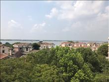周庄政府对面,盛世明珠园 260万 4室2厅4卫 精装修空置