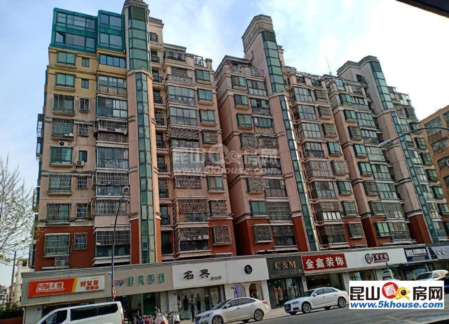 琼花新村唯一电梯小高层精装3室2厅2卫房出售屋
