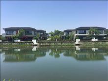 居家花园小区, 水月周庄双拼别墅 658万 4室2厅4卫 毛坯 ,业主诚卖此房