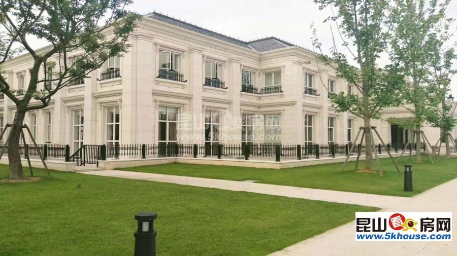 捡漏的来好房不等人高端别墅区绿城玫瑰园双拼别墅豪华装修